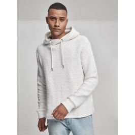 Mikina Loose Terry Inside Out offwhite S