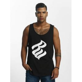 Tank Tops Basic Black M